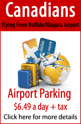 discount buffalo airport parking