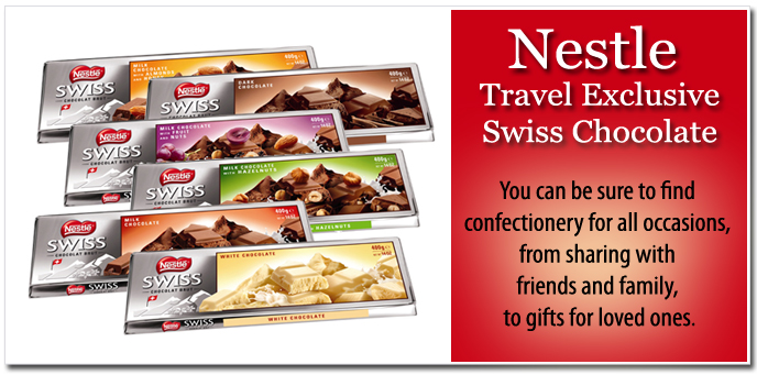 Nestle Travel Exclusive