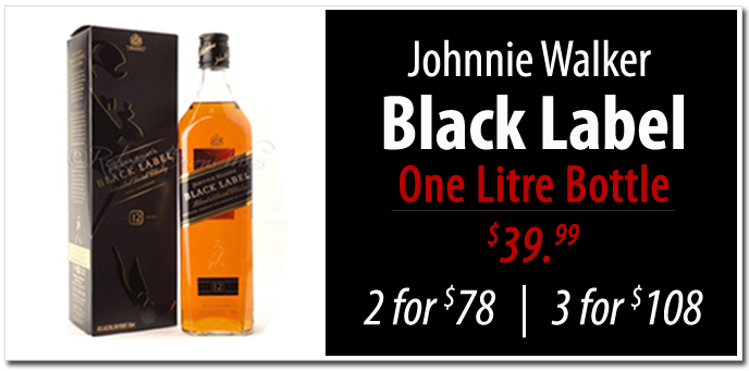 Johnnie Walker Duty Free Special