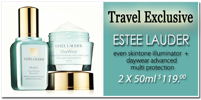 Estee Lauder Travel Exclusive